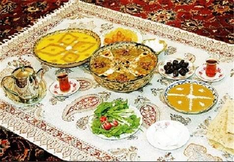 تغذیه افطار تا سحر روزه داران چگونه باشد؟