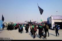 530 هزار زائر اربعین از مرز شلمچه به عراق سفر کردند