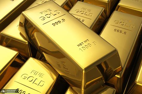 افزایش اندک قیمت جهانی طلا/ 17 شهریور 99
