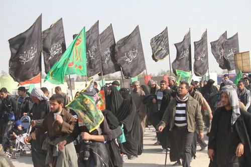 آخرین اخبار راهپیمایی اربعین: مرزها بازند و اوضاع عراق آرام است