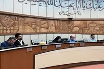 حضور سپنتا نیکنام در جلسهعلنی شورایشهر یزد پس از ۹ ماه دوری