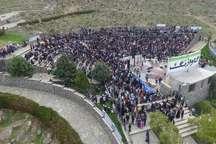 همایش پیاده روی در زنجان برگزار شد