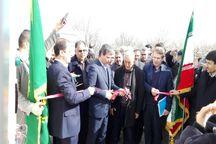 93 پروژه مدیریت آب و خاک در آذربایجان غربی افتتاح شد
