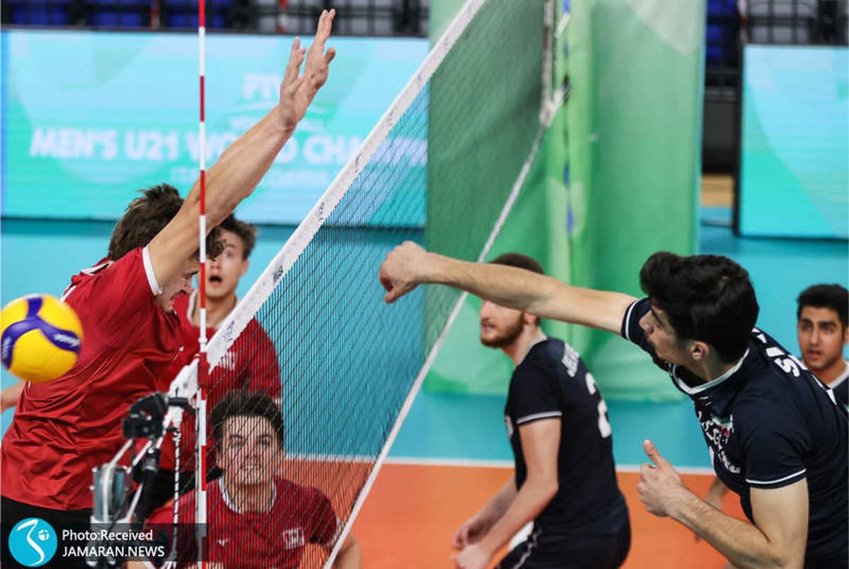 پایان کار جوانان والیبالیست ایران در جهان با نهمی +عکس و آمار/ واکنش FIVB