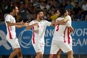 بازیهای جام بین قاره ای 2019 امارات/ پیروزی ملی پوشان فوتبال ساحلی برابر مکزیک