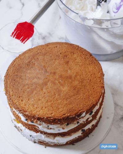 کیک اسفنجی.