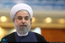روحانی سالگرد تاسیس جمهوری خلق چین را تبریک گفت