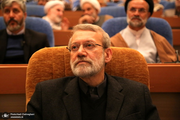 پاسخ تند علی لاریجانی به انتقاد سعید جلیلی