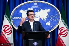 پاسخ سخنگوی وزارت خارجه به اظهارات مداخله آمیز وزیر خارجه فرانسه