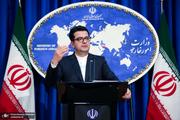 پاسخ سخنگوی وزارت خارجه به تهدیدات رژیم صهیونیستی علیه منافع ایران در سوریه
