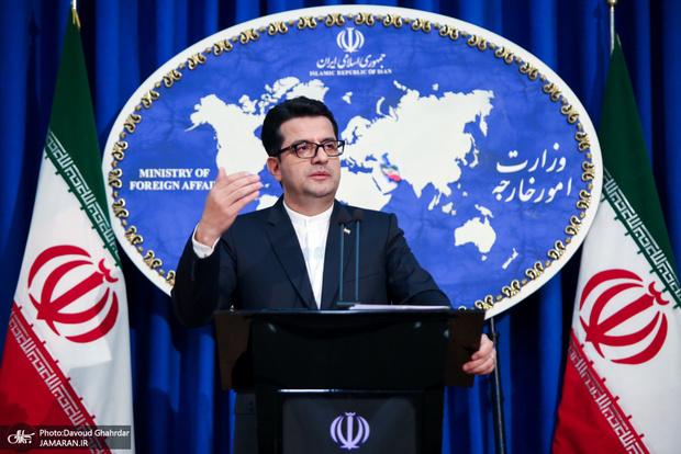 واکنش وزارت خارجه به اتهام زنی بن سلمان علیه ایران
