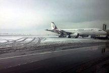 پروازهای فرودگاه ایلام برای دومین روز متوالی لغو شدند