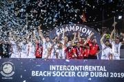 هت تریک قهرمانی با حسرت جام جهانی/ تیم ملی فوتبال ساحلی ایران در میان پرافتخارترین ها