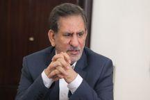 جهانگیری: مساله فساد در شأن جمهوری اسلامی ایران نیست/ قاچاق کالا 10 میلیارد دلار کاهش یافت