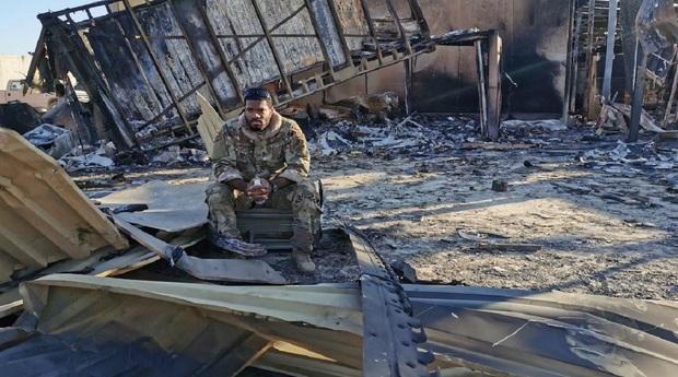 اعترافات سربازان آمریکایی در سالگرد حمله ایران به پایگاه عین الاسد