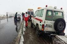 انجام 50 ماموریت امدادی و نجات جان 32 نفر در خراسان شمالی