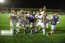 تقدیر کنفدراسیون فوتبال آسیا از میزبانی همدان
