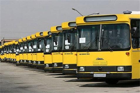 تعداد مسافران اتوبوس یک میلیون کاهش یافت