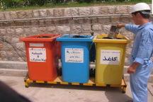 تفکیک زباله از بزرگترین معضلات شهر ارومیه است