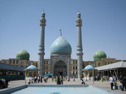 درب های مسجد جمکران از دوشنبه به روی زائران باز است