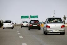 رئیس پلیس راه استان سمنان: محور دامغان- جندق بازگشایی شد