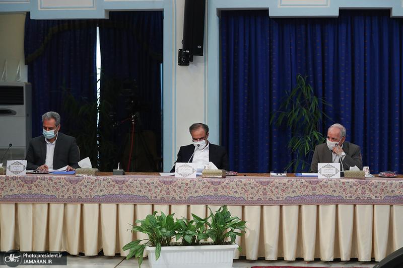 جلسه فناوری اطلاعات با حضور رئیس جمهور