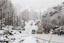 برف و باران کهگیلویه و بویراحمد را فرا می گیرد