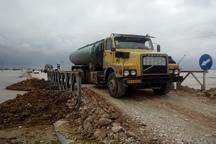 پایان فعالیت راهداری در مناطق سیل زده گلستان