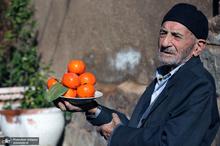 برگزاری اولین جشنواره خرمالو در روستای کشار سفلی