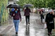 پیشبینی رگبار باران و رعد و برق در استان مرکزی