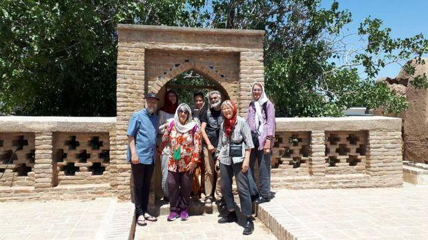 آغاز موج دوم سفر گردشگران خارجی به شهرستان خواف