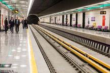 ۴ ایستگاه خط ۶ مترو  پایتخت در شش ماه آینده افتتاح میشود