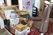 ارسال کمک 210 میلیون ریالی مردم تربت حیدریه به مناطق سیل زده