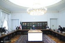 جلسه رؤسای کمیتههای ستاد ملی مقابله با بیماری کرونا
