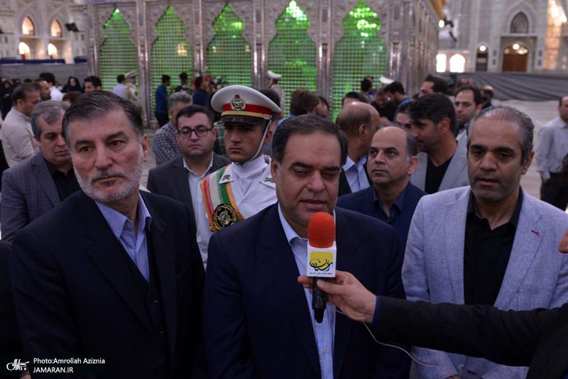 تجدید میثاق اقشار مردم و مسئولان با آرمان های امام راحل-2