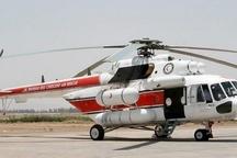 توضیح هلال احمر خوزستان در خصوص سقوط یک فرد از بالگرد جمعیت هلال احمر