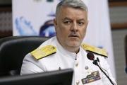 فرمانده نیروی دریایی: آماده همکاری در اجرای طرح صلح هرمز هستیم