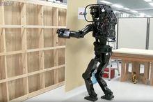 آموزش ربات به کارگر ساختمانی !