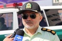 دستگیری سارق حرفه ای لوازم داخل خودرو با 21 فقره سرقت در مسجدسلیمان