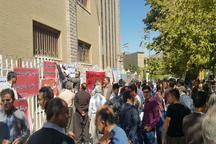 معلمان کردستانی خواستار توجه مسئولان به وضعیت معیشتی خود شدند