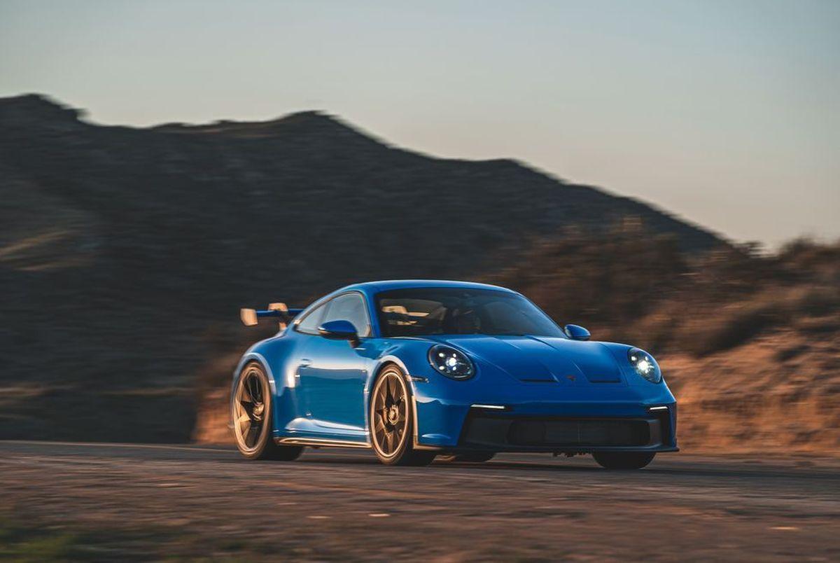 پورشه 911 GT3 PDK یکی از قدرتمندترین خودروهای دنیا+ مشخصات فنی و تصاویر