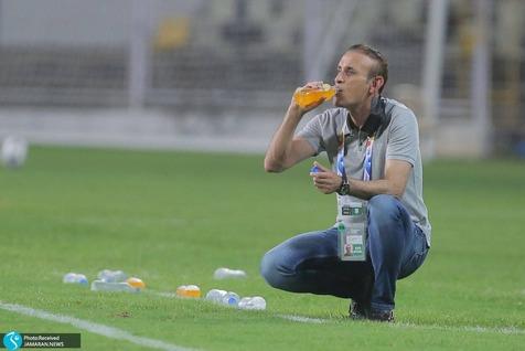 رفاقت دیرینه گل محمدی و آقا کریم+ عکس