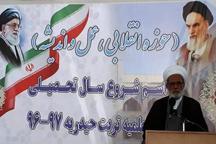 دبیر شورای عالی حوزه علمیه خراسان: اعتدال از اهداف انقلاب اسلامی است
