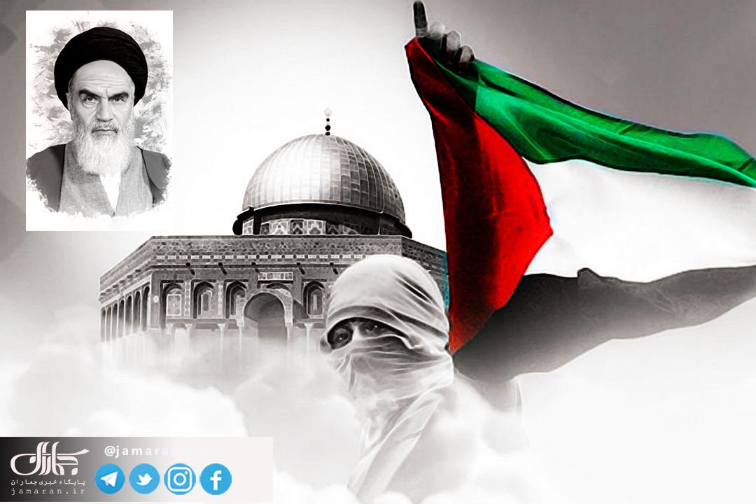 فریاد آزادی قدس در نمازجمعه 62 شهر استان فارس