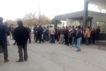 کارگران شرکت فیلتر البرز خواهان پرداخت حقوق خود شدند