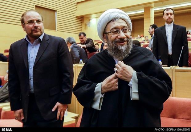رایزنی قالیباف و آملی لاریجانی درباره اصلاح قانون انتخابات ریاست جمهوری