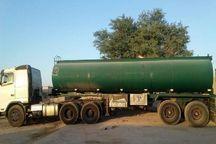 پلیس یزد مانع انتقال ۳۰ هزار لیتر نفت سفید قاچاق به شرق کشور شد