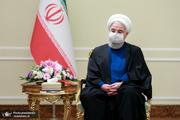 دیدار وزیر خارجه پاکستان با روحانی/ اعلام آمادگی ایران برای تامین نیازهای پاکستان در زمینه انرژی