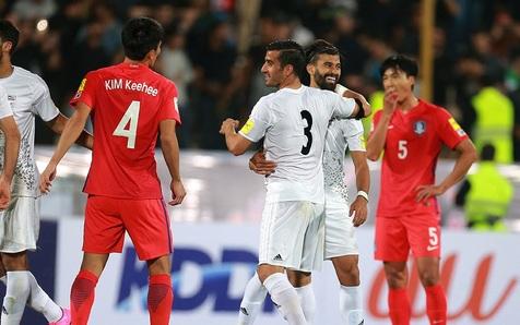 ایران یک - کره جنوبی یک/ حسرت پیروزی بر دل کره ای ها ماند! + ویدیو گلها