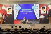آئین مشترک آغاز سال تحصیلی جدید حوزههای علمیه خواهران و جامعة الزهرا(س)